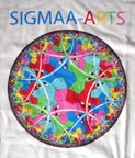 SIGMAA-ARTS Fish T-shirt